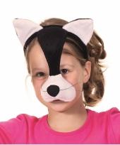 Katjes maskertje met geluid