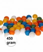 Kaugomballen vulling voor in automaat 450 gram