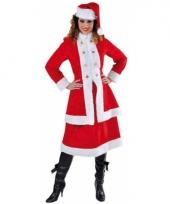 Kerst kostuum in russische stijl
