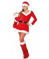 Kerst verkleedjurkje voor dames