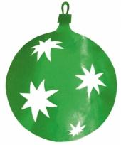 Kerstballen hangdecoratie 30 cm 10077713