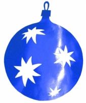 Kerstballen hangdecoratie 30 cm 10077714