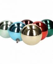 Kerstballenset 2 soorten 6 cm 10066068