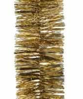 Kerstboomversiering slinger goud 270 cm