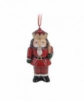 Kersthanger notenkraker 8 cm