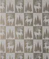 Kerstmis inpakpapier 800cm type 2