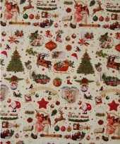 Kerstmis inpakpapier 800cm type 5