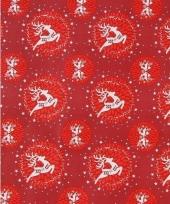 Kerstmis inpakpapier 800cm type 6