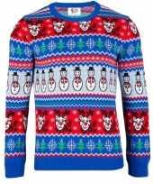 Kerstmis trui comic christmas voor vrouwen