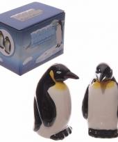 Keuken peper en zout stel pinguins