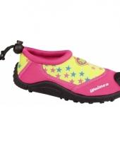 Kids waterschoenen met sterretjes 10053638