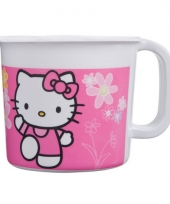 Kinder beker hello kitty