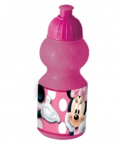 Kinder bidon minnie mouse