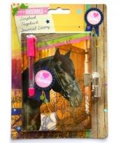 Kinder dagboek paard