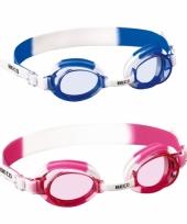 Kinder duikbril gekleurd