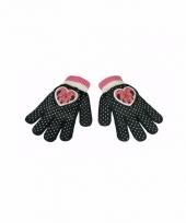 Kinder handschoenen minnie