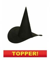Kinder heksen hoeden 10049637