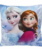 Kinder kussen frozen elsa en anna