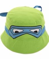 Kinder ninja turtle hoed