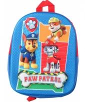 Kinder paw patrol schooltas