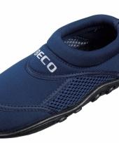 Kinder waterschoen blauw blauw