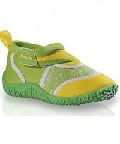 Kinder waterschoenen groen geel