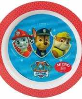 Kinderbordje paw patrol rood