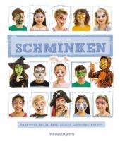 Kinderen schminken boek