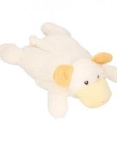 Kinderkruik witte schaap