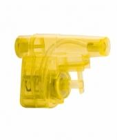Kinderspeelgoed geel waterpistool
