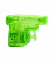 Kinderspeelgoed groen waterpistool
