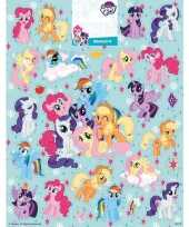 Kinderspeelgoed my little pony stickervel xl
