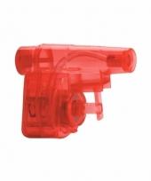 Kinderspeelgoed rood waterpistool