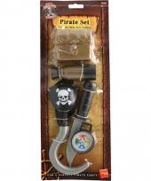 Kinderspeelgoed setje piraat