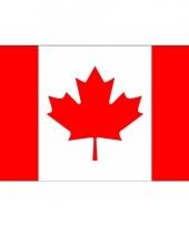 Kleine vlag van canada 60 x 90 cm