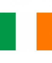 Kleine vlag van ierland 60 x 90 cm
