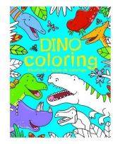 Kleurboek dinos