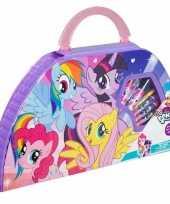 Kleurkoffer van my little pony