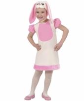 Kleuter verkleedkleding konijn