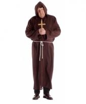 Klooster kostuum voor volwassenen in een grote maat