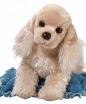 Knuffel pup cocker spaniel hond 41 cm