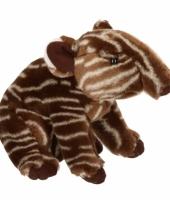 Knuffel tapirtje 23 cm