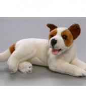 Knuffeldier jack russell hond 30cm