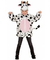 Koe carnavalskleding sweater voor kinderen
