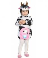 Koe kostuum voor kleine kinderen