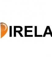 Koffer stickers i love ireland