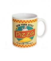 Koffie mok pizzeria