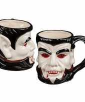 Koffie thee melk mok vampier 350 ml