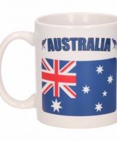 Koffiemok vlag australie 300 ml