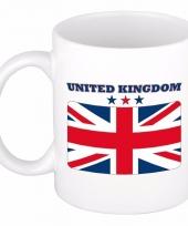 Koffiemok vlag engeland 300 ml